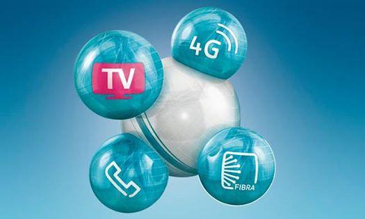Televisión gratis fusión