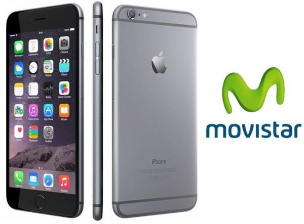 iphone 6 movistar