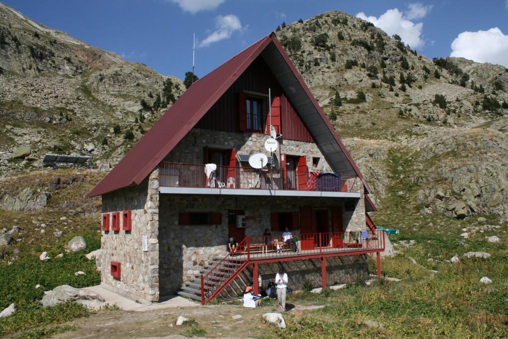 Internet Satélite en el Pirineo