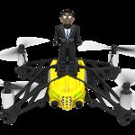 Drone Parrot Travis