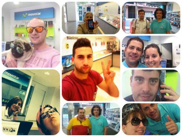 Selfies TuBarreu
