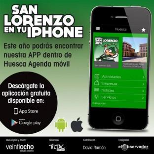 Aplicaciones móviles para San Lorenzo