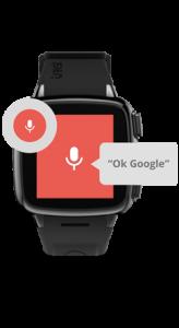 Smartwatch Intex iRist