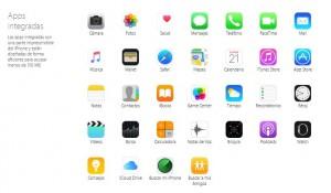 Apps integrada iPhone SE