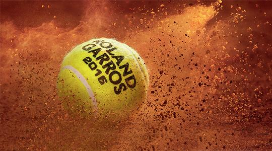 Todo Roland Garros en casa con Movistar +