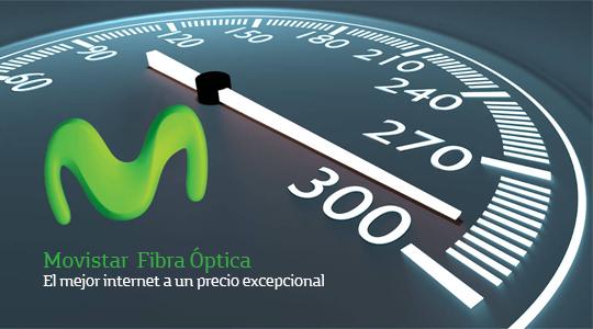 Por qué la fibra óptica de Movistar es la mejor
