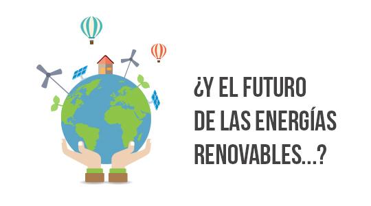 ¿Nos hemos olvidado de las energías renovables?
