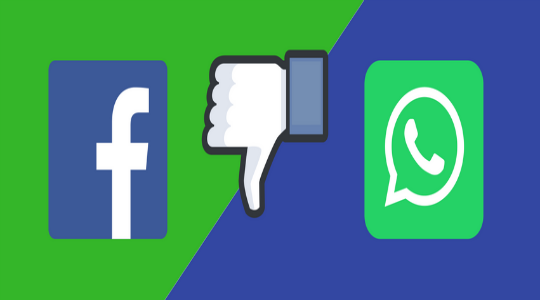 Evita compartir tus datos de WhatsApp con Facebook