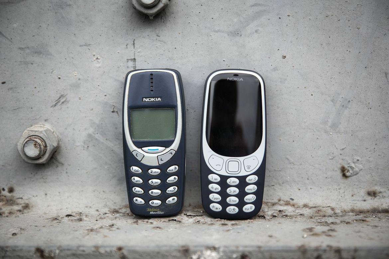 Nokia vuelve a lanzar su antiguo Nokia 3310 renovado en el MWC