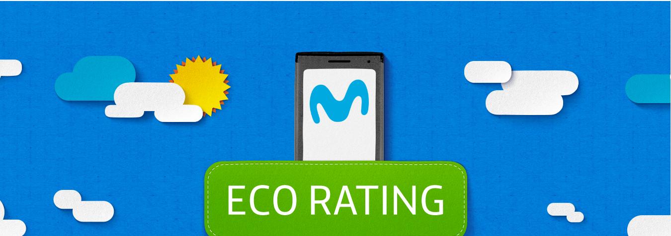 El sistema Eco Rating de Telefónica
