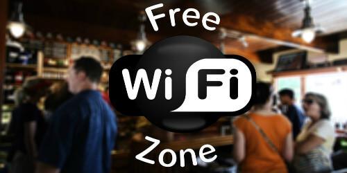 Productos relacionados con el Wi-Fi en el sector servicios