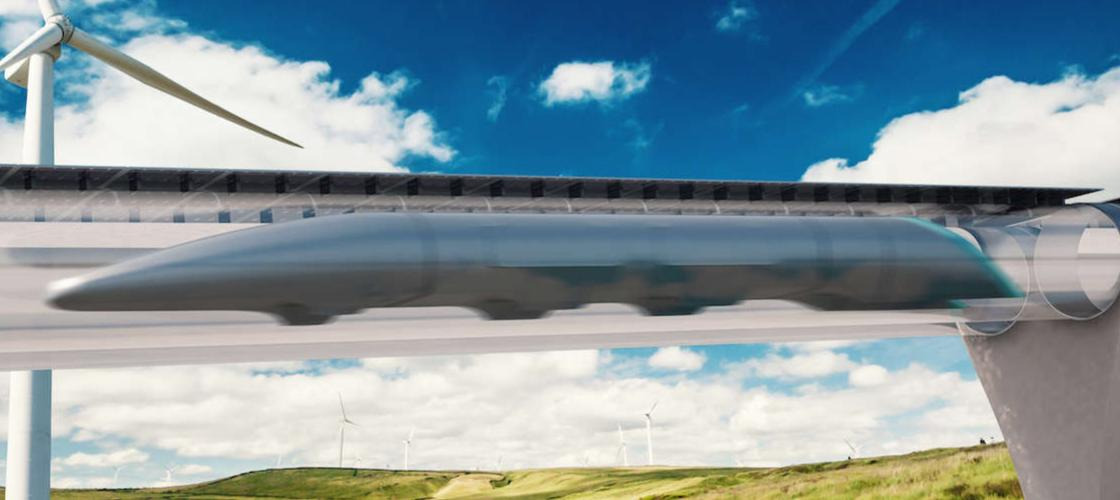 Hyperloop, 80 veces más rápido que Willy Fog