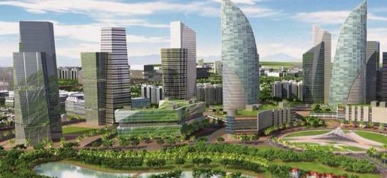 La ciudad inteligente del futuro