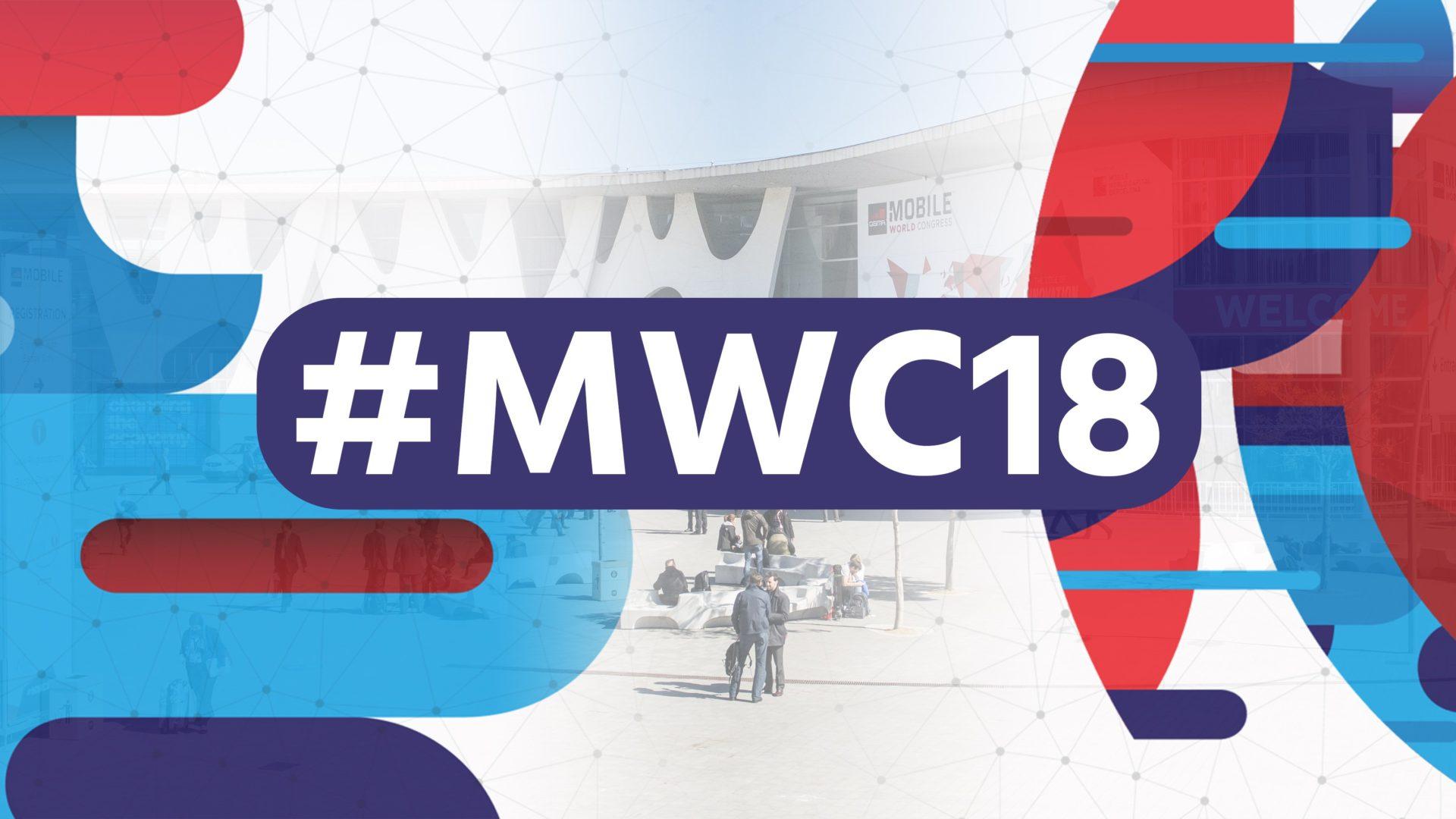 8 CURIOSIDADES DEL MWC 2018