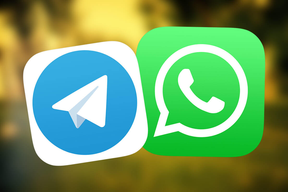 WHATSAPP COPIA FUNCIONES A TELEGRAM