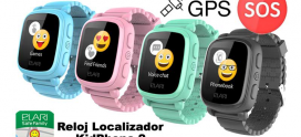 El Smartwatch GPS infantil que todo el mundo quiere: ELARI KidPhone 2