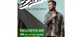 Te invitamos a conocer a Beret en el concierto Prelaurentis