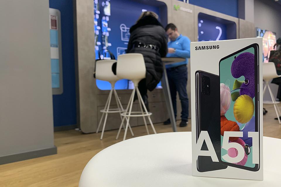 Ya está aquí el Samsung Galaxy A51