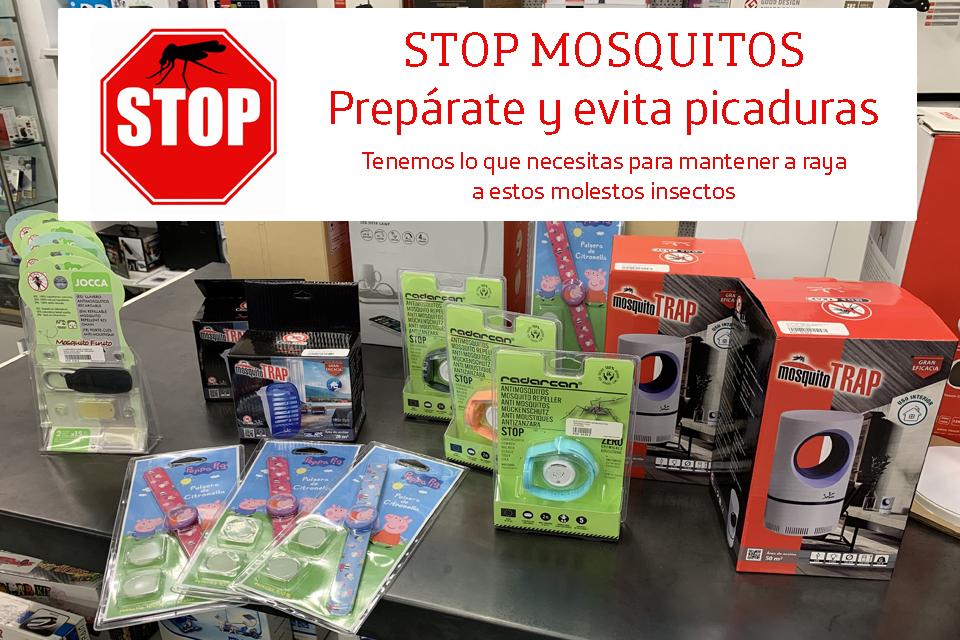 Antimosquitos para hacer tu verano más llevadero