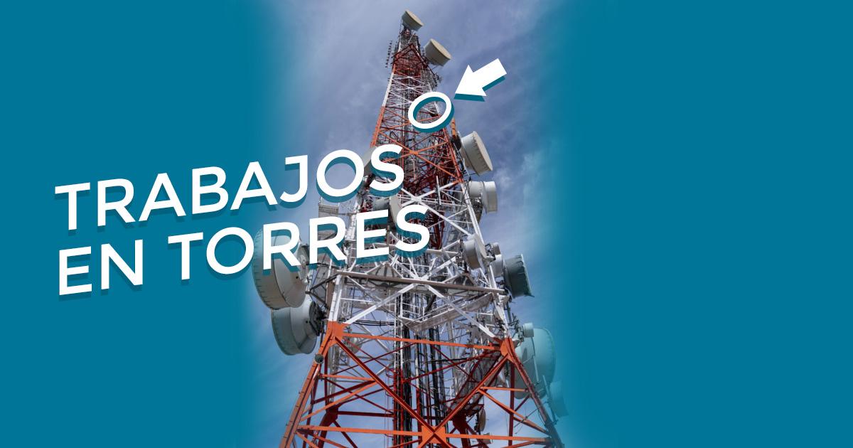 Trabajos complejos en centros de telecomunicaciones