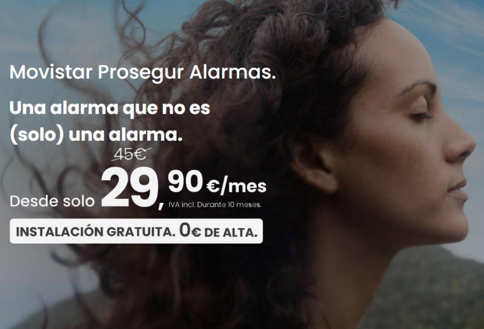 Movistar Prosegur Alarmas en Huesca